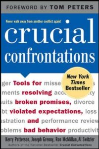a book about managing difficult conversations