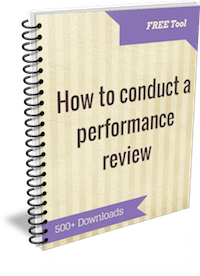 how to conduct a performance review copy 200px