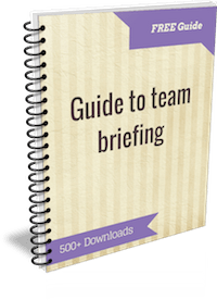 guide to team briefing copy 200x