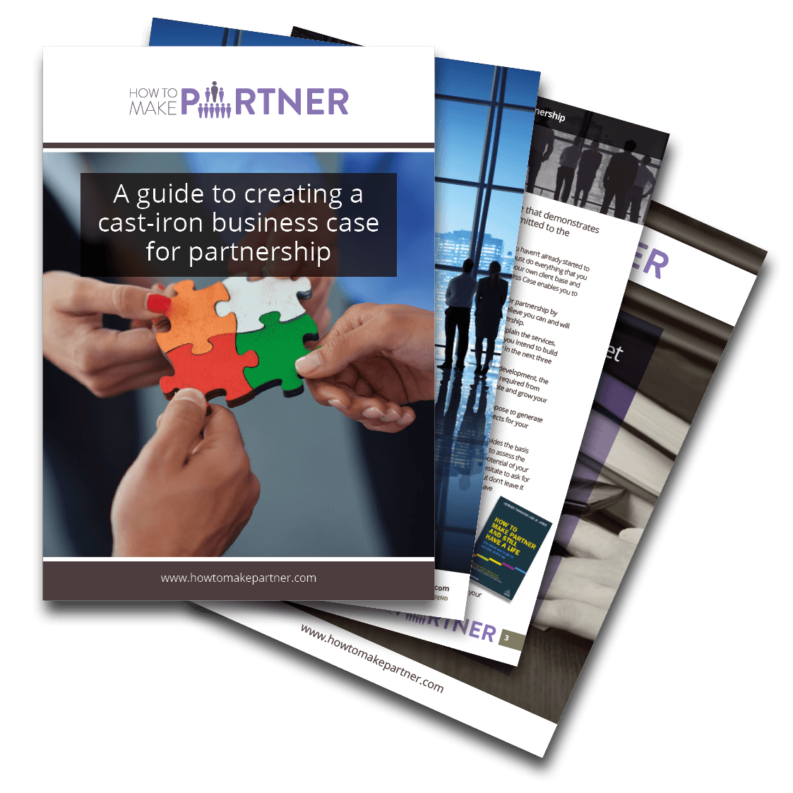 Guide to creating a cast-iron business case for partnership