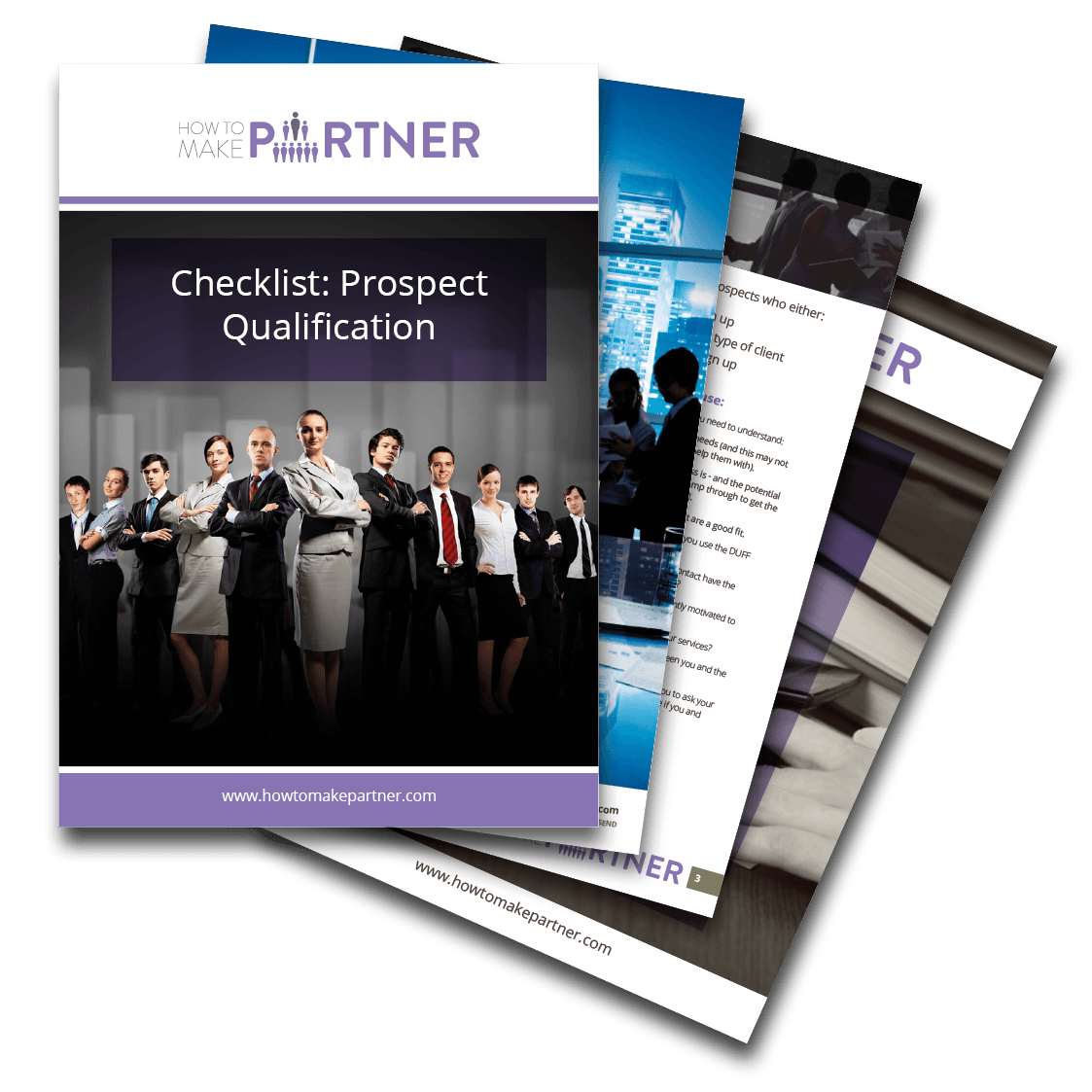 Checklist: Prospect Qualification
