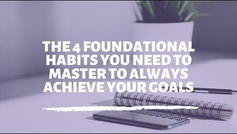 foundational habits