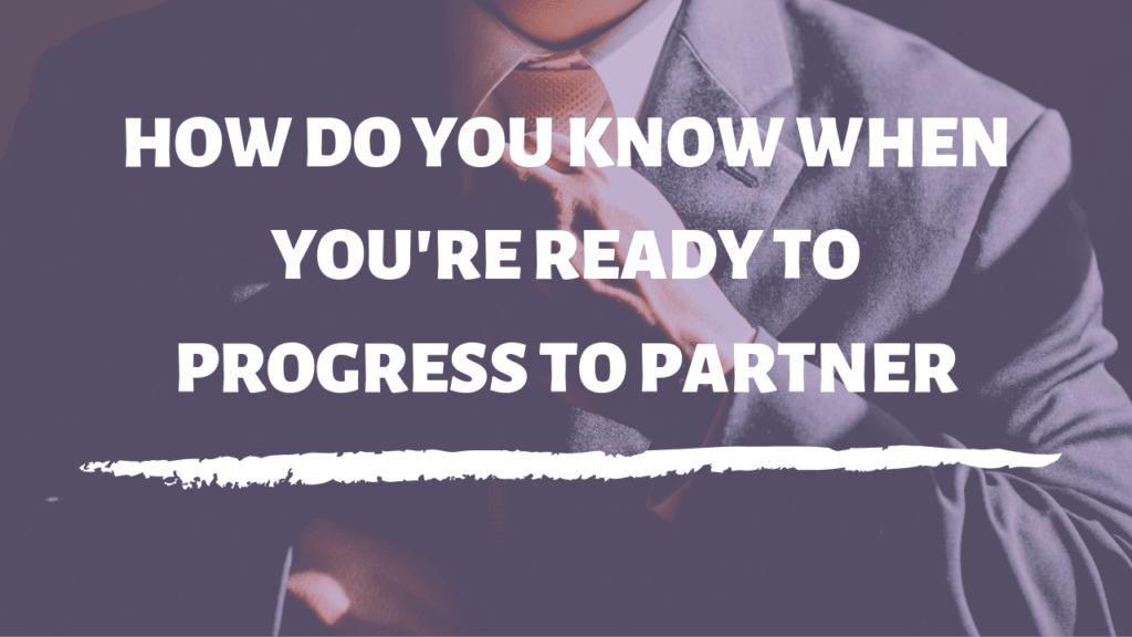 progress to partner