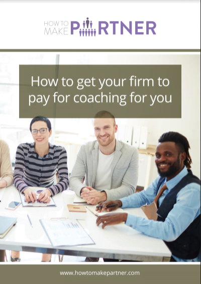 How to get your firm to pay for coaching for you