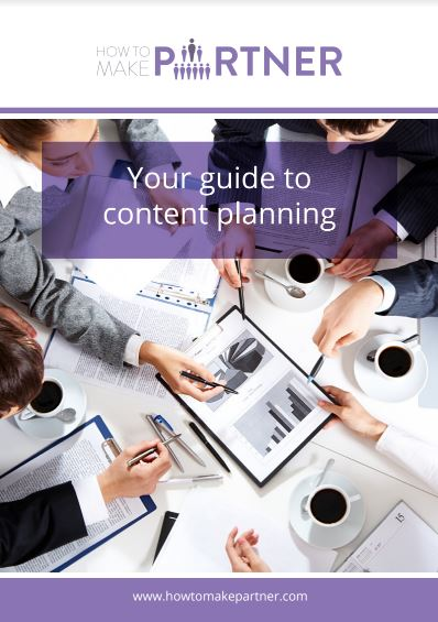 Guide to content planning