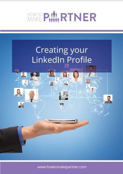 Creating your linkedin profile