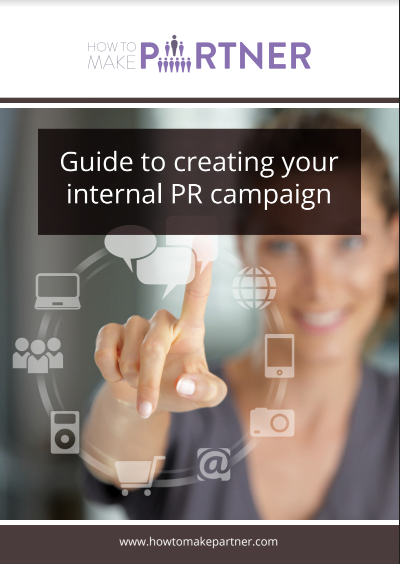 Guide to creating your internal PR campaign