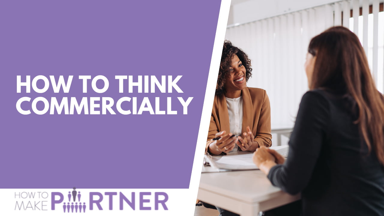 How to think commercially